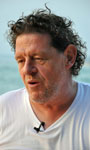 Marco Pierre White refuses to sit and talk ...