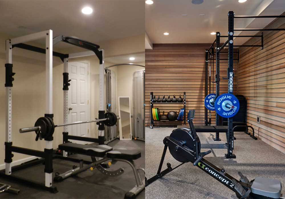 Life online how to create your own home gym - Design your own home online ...