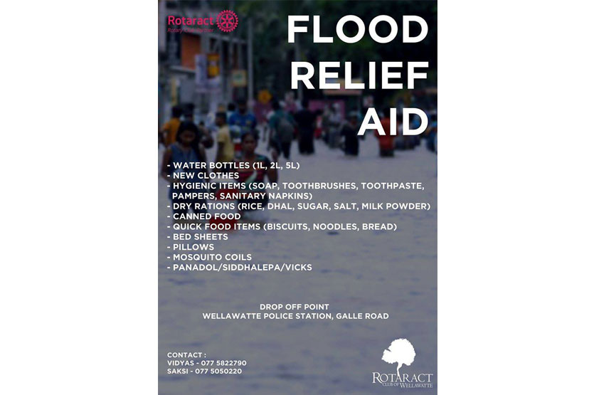 Life Online - #FloodSL And How You Can Help