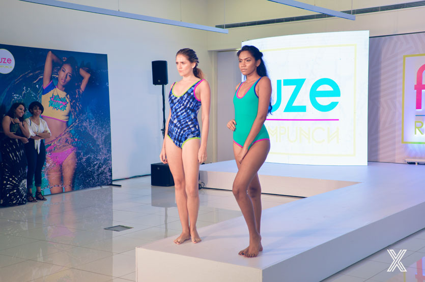 2fca247d3a47f Rum Punch launched FUZE - a design your own swimsuit portal with 50,000  design combinations, probably the first of its kind.