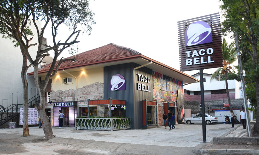 Life Online - Taco Bell now open!