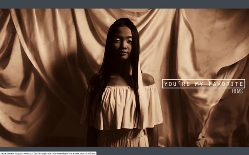 This Was Shot With My Favorite Film >> Life Online You Re My Favorite Wins Cfw Fashion Film Award